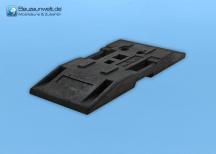 Fußplatte K1 TL
