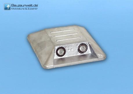 Markierungsnagel 100x100 mm, Aluminium