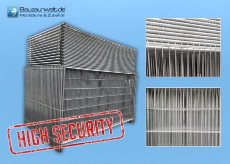Bauzaun High Security 23 kg
