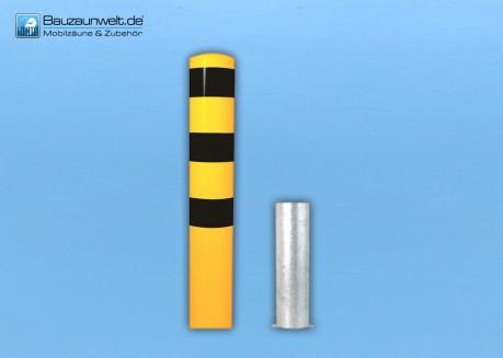 Poller Ø 193 x 3,6 mm herausnehmbar