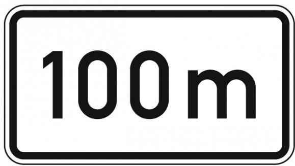In 100m, Nr. 1004-30